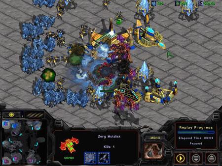 星际争霸(StarCraft) 1.15 硬盘版截图1