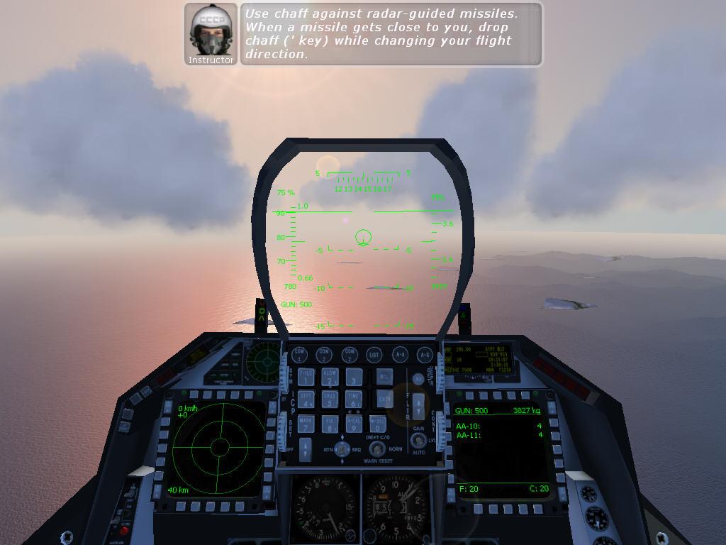 红色战鹰(Red Jets) 硬盘版截图2