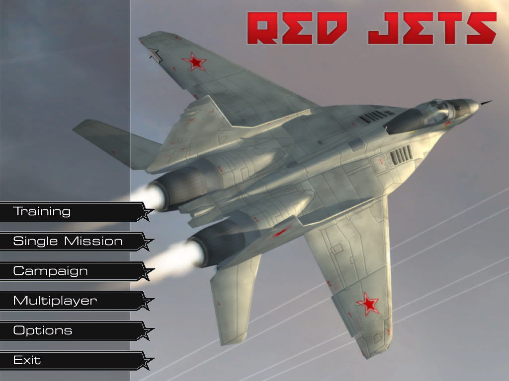 红色战鹰(Red Jets) 硬盘版截图0