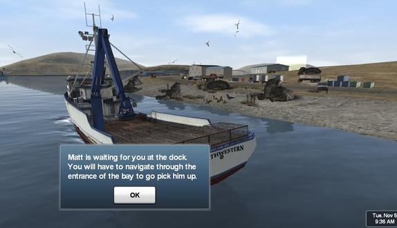 致命捕捞:阿拉斯加风暴(Deadliest Catch Alaskan Storm)破解硬盘版截图0