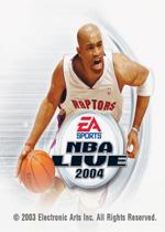 NBA Live2004硬盘版
