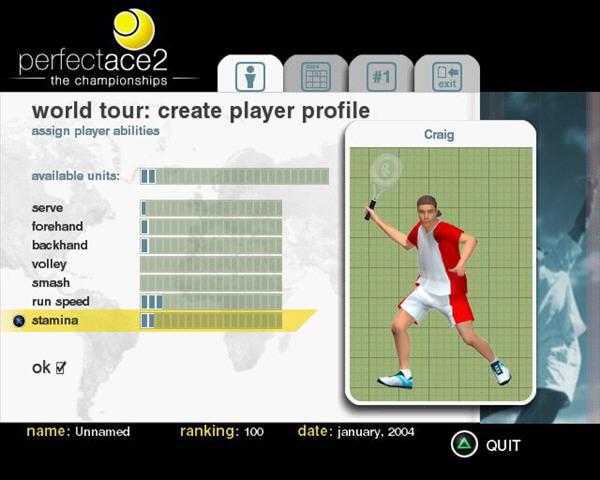 完美网球2:冠军