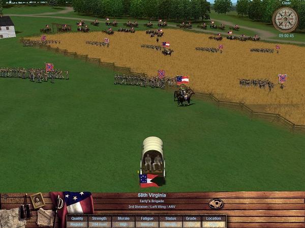 南北战争:第二次马纳萨斯之战硬盘版截图2