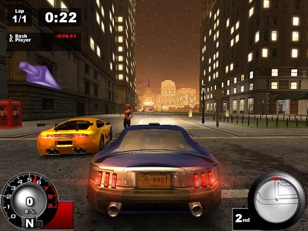 疯狂出租车3 极速飞驰(Taxi 3: eXtreme Rush)  硬盘版截图0
