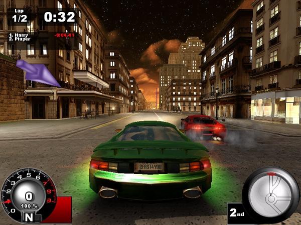 疯狂出租车3 极速飞驰(Taxi 3: eXtreme Rush)  硬盘版截图2