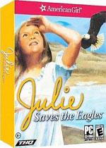 美国女孩拯救老鹰的朱丽