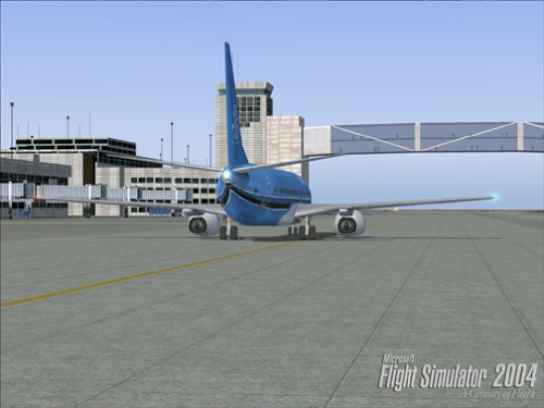 模拟飞行2004(Flight Simulator 2004: A Century of Flight) 英文免安装版截图1