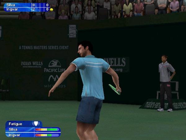 网球精英2003(Tennis Masters Series 2003)硬盘版截图2