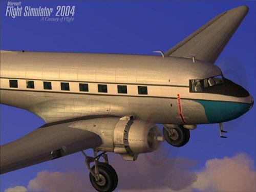 模拟飞行2004(Flight Simulator 2004: A Century of Flight) 英文免安装版截图0