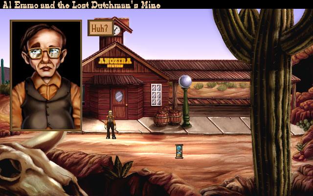 艾尔伊默和失落之矿(Al Emmo and the Lost Dutchmans Mine) 英文免安装版截图1