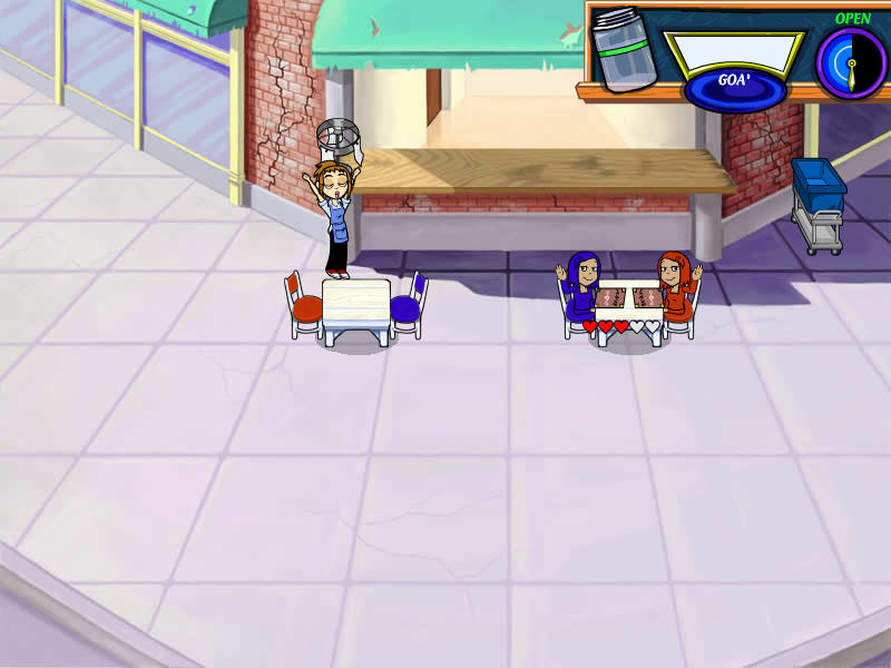 美女餐厅2(Diner Dash 2) 硬盘版截图1