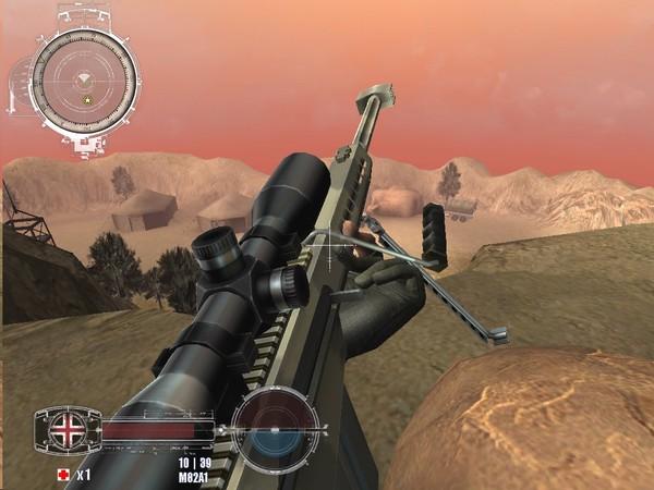 特种神枪手4(Marine Sharpshooter 4) 免安装版截图0