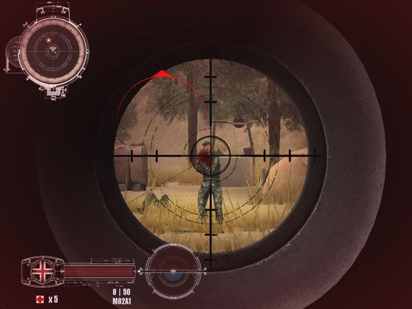 特种神枪手4(Marine Sharpshooter 4) 免安装版截图3