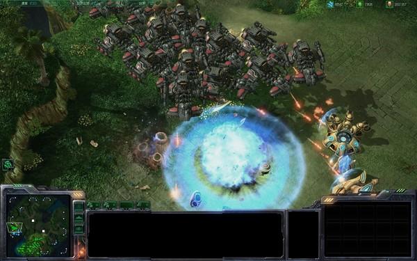 星际争霸2:自由之翼(StarCraftⅡ) 官方中文硬盘版截图1