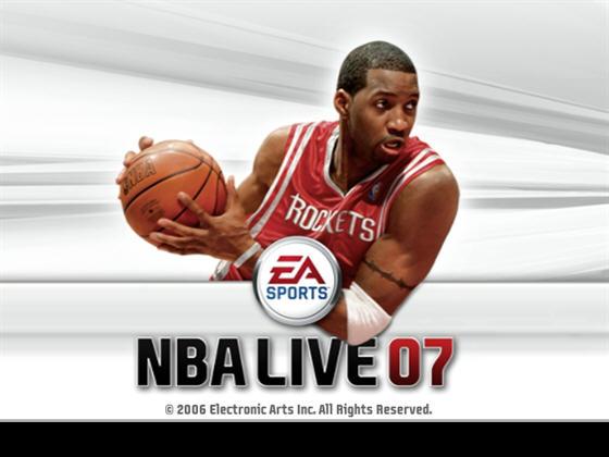 美国劲爆职篮2007(NBA Live 2007) 简体中文免安装版截图0