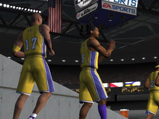 美国职篮2003(NBA Live 2003) 英文免安装版截图2