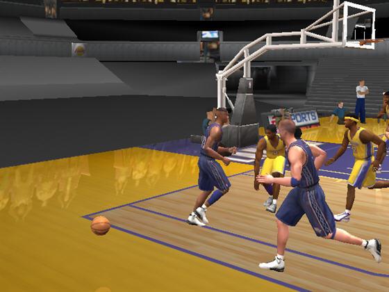 美国职篮2003(NBA Live 2003) 英文免安装版截图3