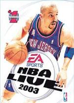 美国职篮2003(NBA Live 2003) 英文免安装版