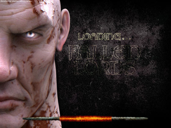 堕落之神天诛(Fallen Lords:Condemnation) 英文免安装版截图2