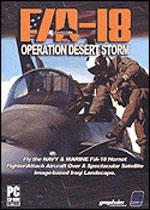 FA-18沙漠风暴行动