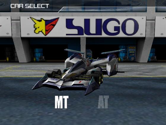 新世纪GPX高智能方程式赛车(Cyber Grand Prix ver) 免安装版截图1