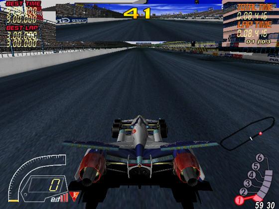 新世纪GPX高智能方程式赛车(Cyber Grand Prix ver) 免安装版截图2