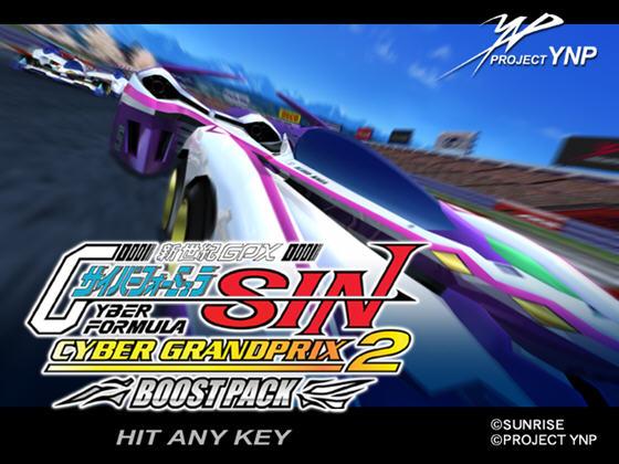 新世纪GPX高智能方程式赛车(Cyber Grand Prix ver) 免安装版截图0