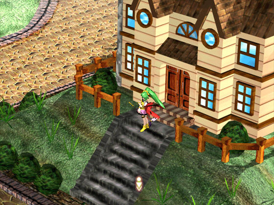 幻翼传说露卡的魔兽教室免安装版截图1