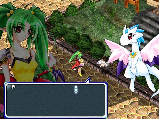 幻翼传说露卡的魔兽教室免安装版截图2