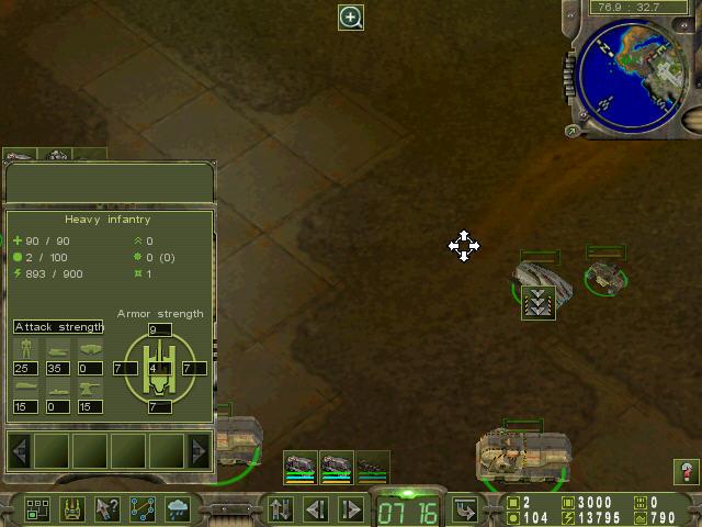 安多西亚之战(Codename:Panzers Phase One)狂岛浴血硬盘版截图0