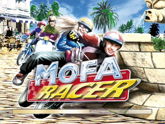 土制摩托车赛(MOFA RACER) 英文免安装版截图0