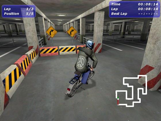 土制摩托车赛(MOFA RACER) 英文免安装版截图2