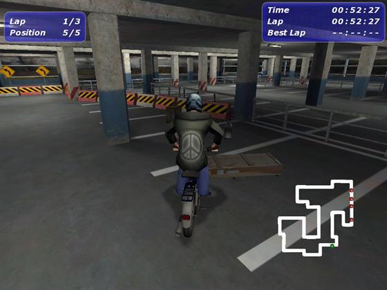 土制摩托车赛(MOFA RACER) 英文免安装版截图3