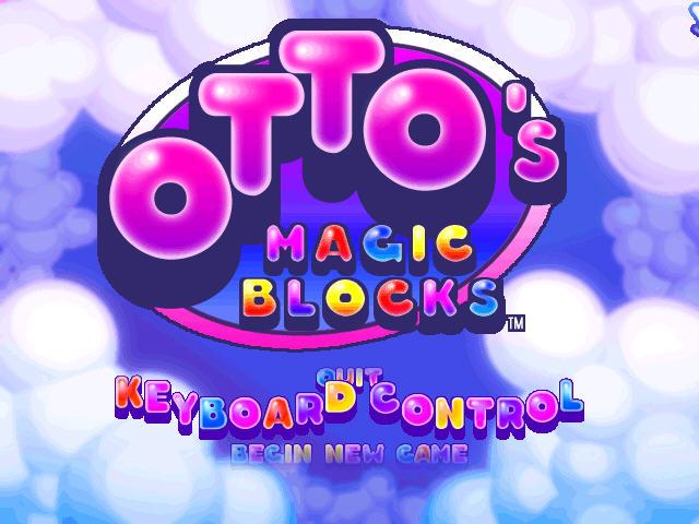 奥托的魔法世界(OTTO's Magic Blocks)硬盘版截图0