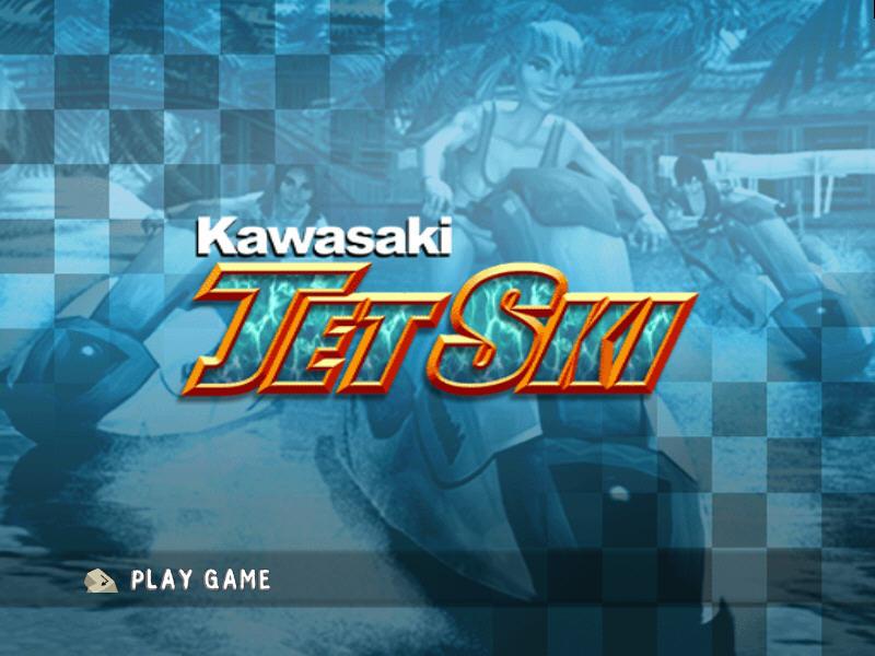 川崎水上摩托(Kawasaki Jet Ski)硬盘版截图0