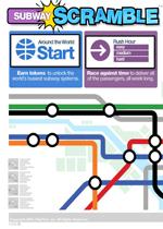 混乱地铁(Subway Scramble) 硬盘版