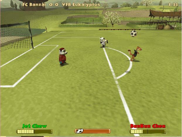 疯狂踢球者(Crazy Kickers XXL) 完整硬盘版截图2