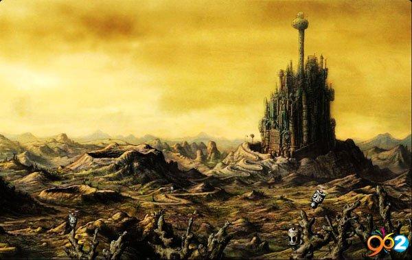 机械迷城(Machinarium)中文硬盘版截图2