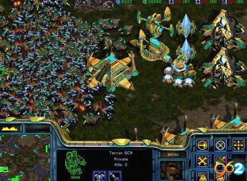 星际争霸1(StarCraft)绿色硬盘版截图1
