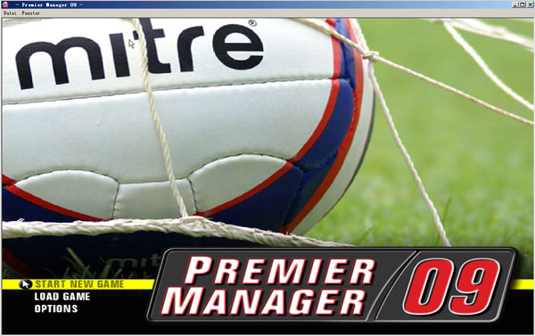 英超足球经理09(Premier Manager 09) 英文免安装版截图0