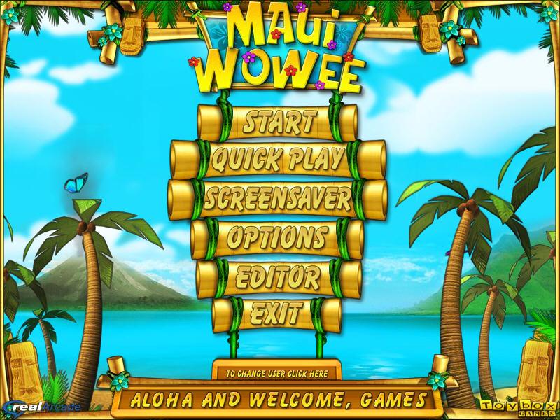 魔法花园(Maui Wowee)硬盘版截图0