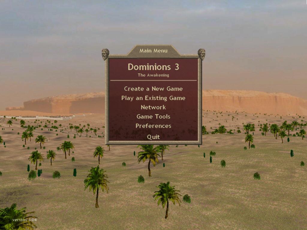 领土之战3:觉醒(Dominions 3 The Awakening)硬盘版截图0