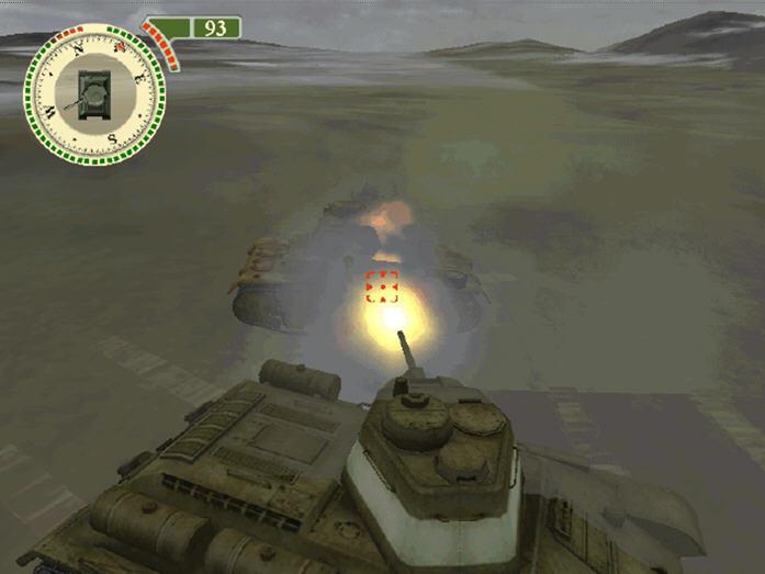 坦克大战(Tank Combat) 完整硬盘版截图1
