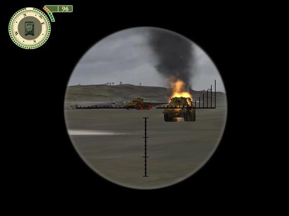 坦克大战(Tank Combat) 完整硬盘版截图4