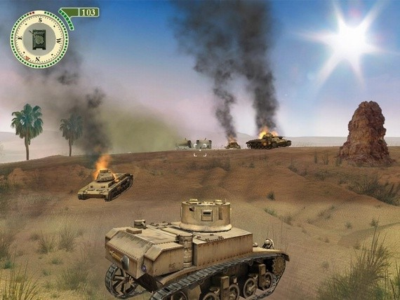 坦克大战(Tank Combat) 完整硬盘版截图2