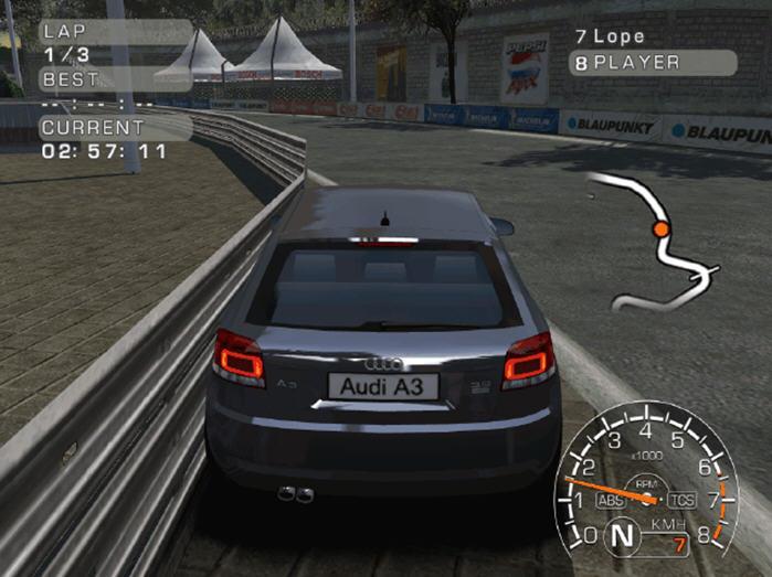 进化GT赛车(Evolution GT)硬盘版截图0