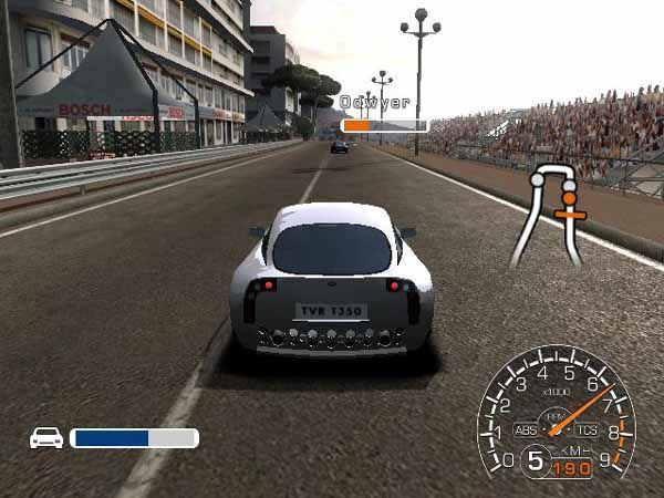 进化GT赛车(Evolution GT)硬盘版截图1