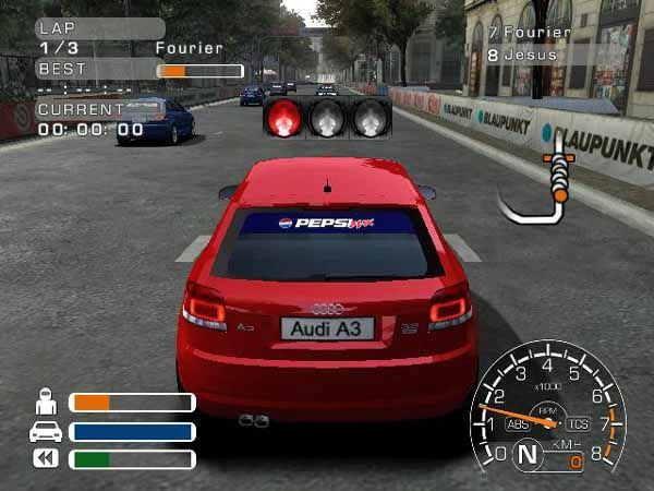 进化GT赛车(Evolution GT)硬盘版截图2