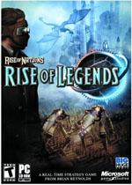 国家之崛起传奇的延续(Rise Of Nations: Rise Of Legends) 简体中文免安装版