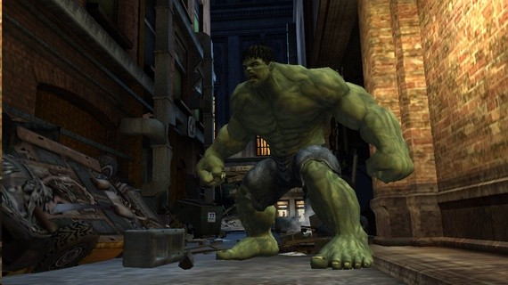 绿巨人2(The Incredible Hulk) 硬盘版/ 动画包/ 分辨率修改工具截图0